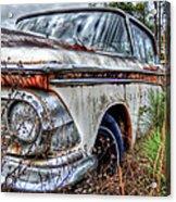 Forgotten Edsel Acrylic Print