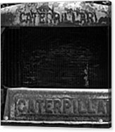 Forgotten Equipment  Acrylic Print