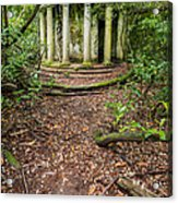 Forgotten Folly Acrylic Print
