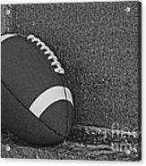 Forgotten Football  Acrylic Print