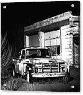 Forgotten Ford Acrylic Print