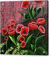 Forgotten Garden Acrylic Print