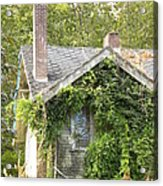 Forgotten Home Acrylic Print