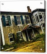 Forgotten House IIi Acrylic Print