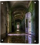 Forgotten Reflections Acrylic Print