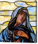 Forlorn Mary Acrylic Print