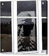 Former Concentration Camp Sachenhausen Acrylic Print