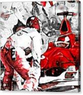 Formula 1 Bis Acrylic Print