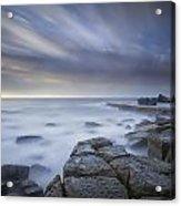 Forresters Beach Sunrise 1 Acrylic Print