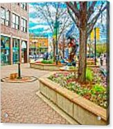 Fort Collins 3 Acrylic Print by Baywest Imaging