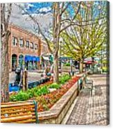 Fort Collins Acrylic Print by Baywest Imaging