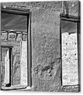 Fort Laramie Acrylic Print