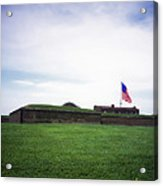 Fort Mchenry Acrylic Print