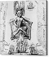 Fort Mifflin, 1777 Acrylic Print