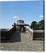 Fort Panorama Acrylic Print