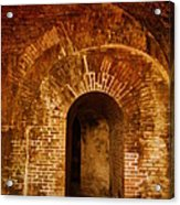 Fort Pickens Acrylic Print