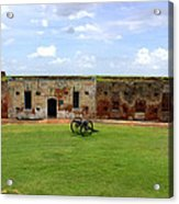 Fort Pike - #6 Acrylic Print