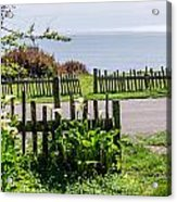 Fort Ross Acrylic Print