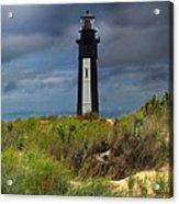 Fort Story Lighthouse Acrylic Print