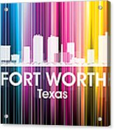 Fort Worth Tx 2 Acrylic Print