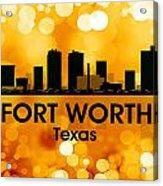 Fort Worth Tx 3 Acrylic Print