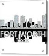 Fort Worth Tx 4 Acrylic Print