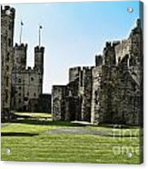 Fortification Acrylic Print