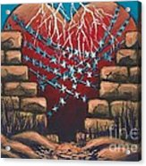Fortress Around Your Heart Acrylic Print