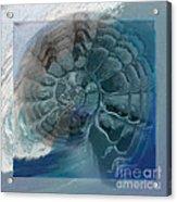 Fossil Ocean Acrylic Print