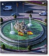 Fountain Of Cebeles II Acrylic Print