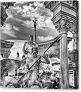 Fountain Of The Gods Acrylic Print