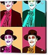 Four Jacks Acrylic Print