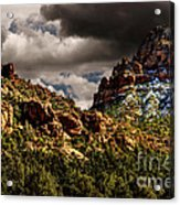 Four Seasons Acrylic Print