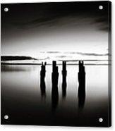 Four Acrylic Print