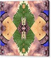 Four Towers Sigil Acrylic Print