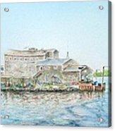 Fournier's Marine Acrylic Print