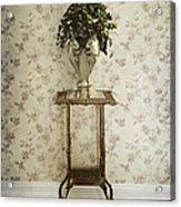 Foyer Living Acrylic Print by Margie Hurwich