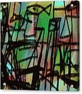 Iguacu Acrylic Print
