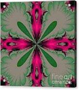 Fractal 002 Acrylic Print