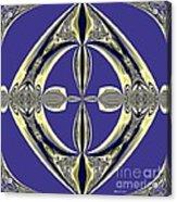 Fractal 008 Acrylic Print