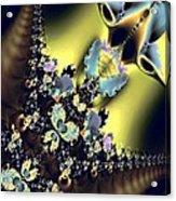 Fractal 009 Acrylic Print