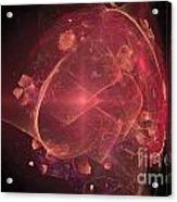 Fractal 069 Acrylic Print