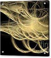 Fractal 079 Acrylic Print