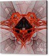 Fractal 080 Acrylic Print
