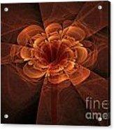 Fractal 109 Acrylic Print