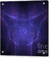 Fractal 111 Acrylic Print