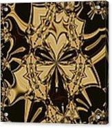 Fractal 15-01 Acrylic Print