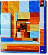 Fractal Abstract11 Acrylic Print