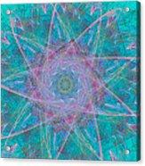 Fractal Magic Acrylic Print