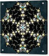 Fractal Seahorses Acrylic Print